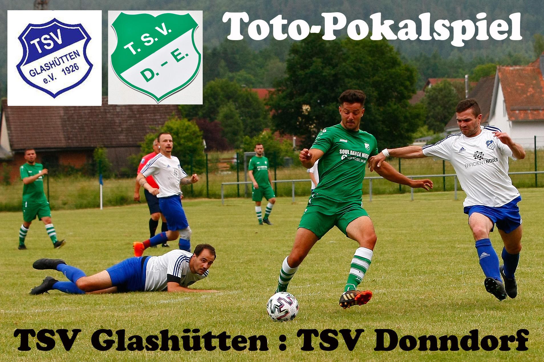 - Kantersieg zum Auftakt – Überzeugender Sieg im Totopokal für den TSV Donndorf -