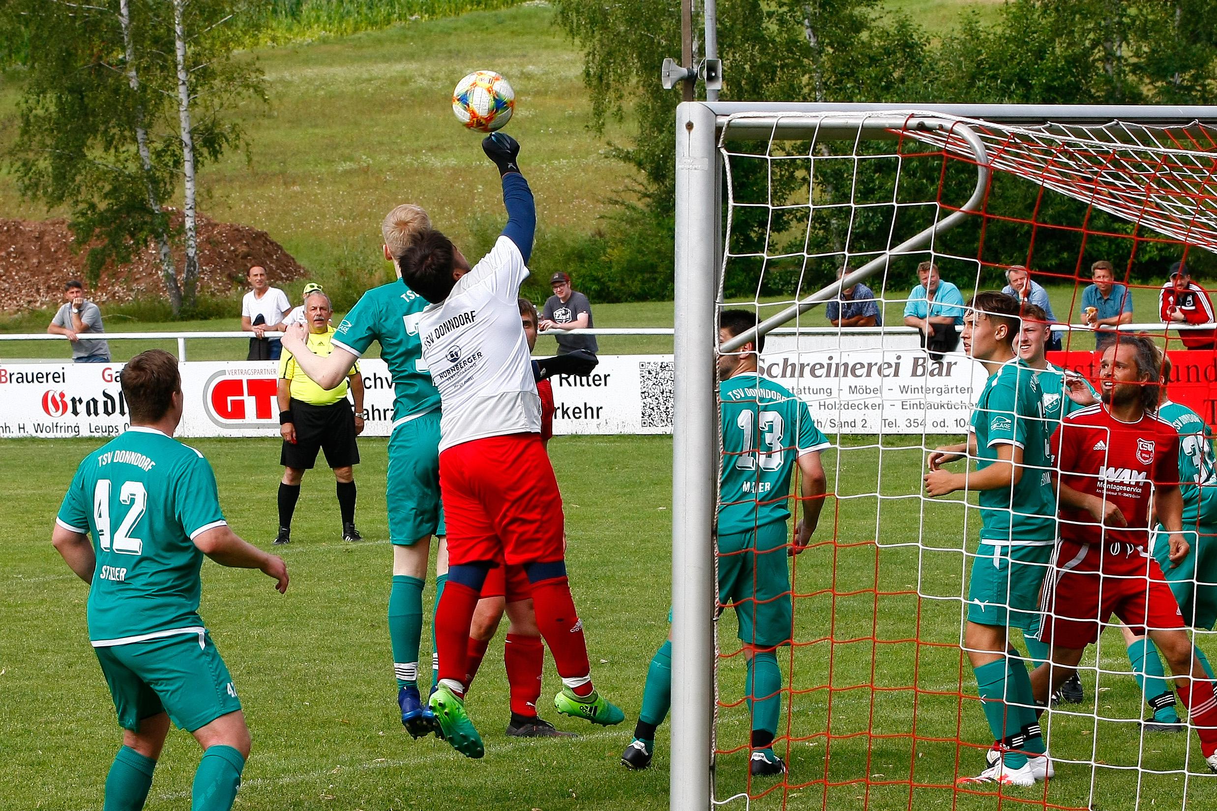 Fussball Herren 2. Mannschaft