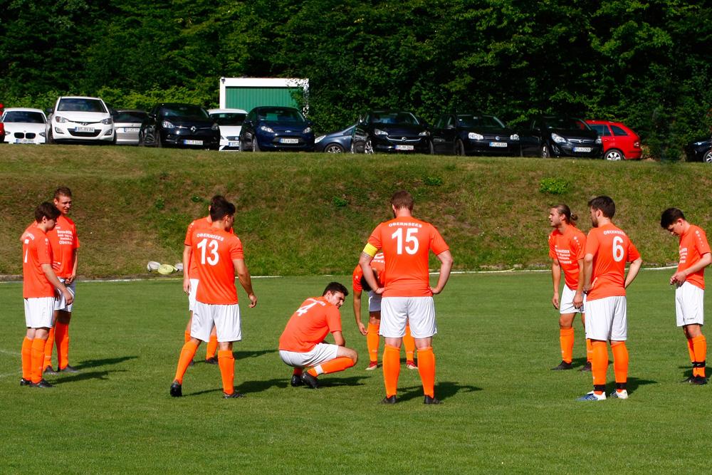 Vorbereitungsspiel TSV Obernsees - 2