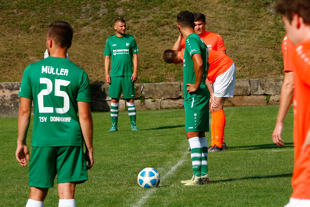 Vorbereitungsspiel TSV Obernsees - 3