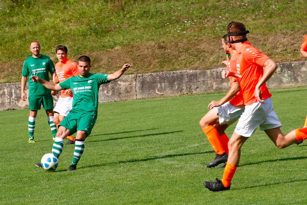 Vorbereitungsspiel TSV Obernsees - 4
