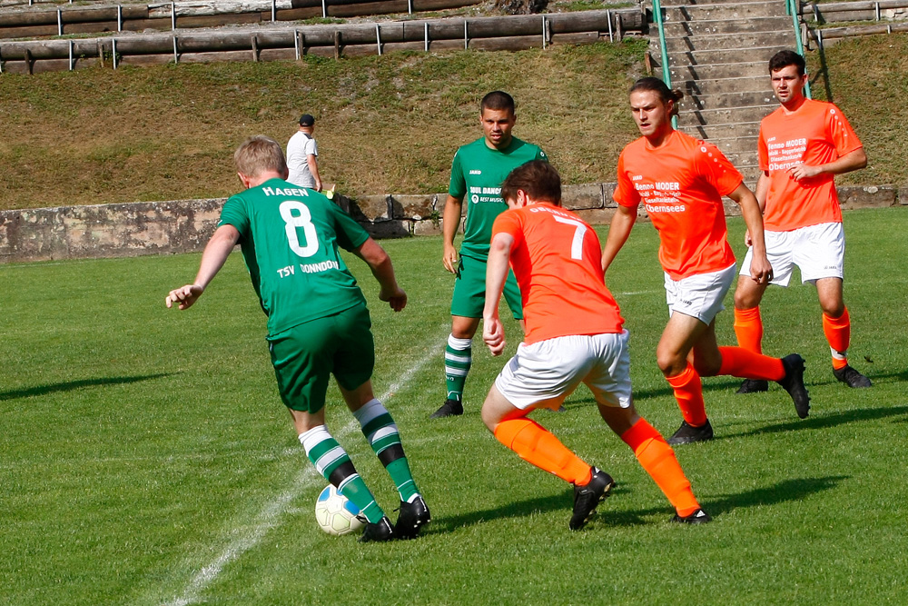 Vorbereitungsspiel TSV Obernsees - 5