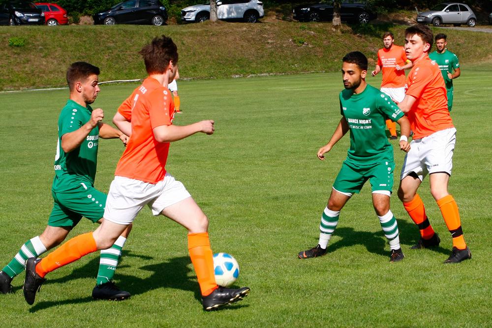Vorbereitungsspiel TSV Obernsees - 6