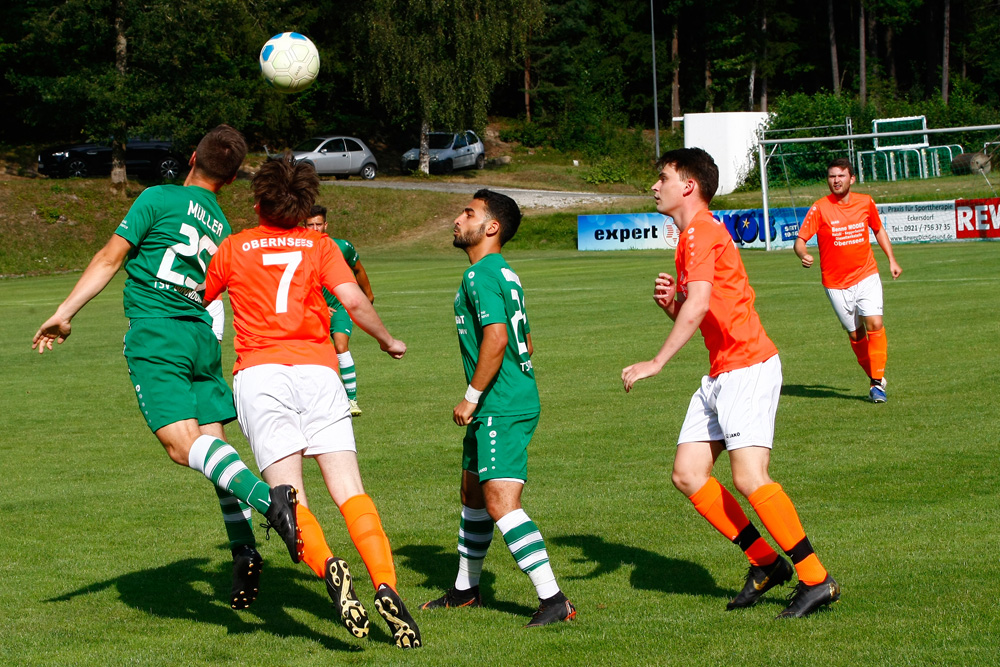 Vorbereitungsspiel TSV Obernsees - 7