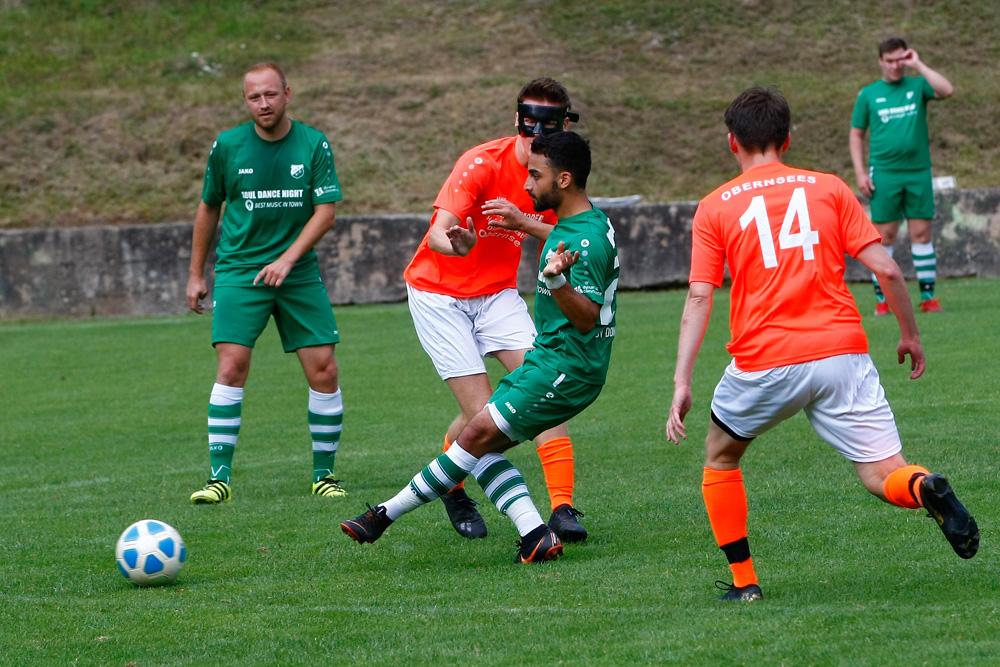 Vorbereitungsspiel TSV Obernsees - 9
