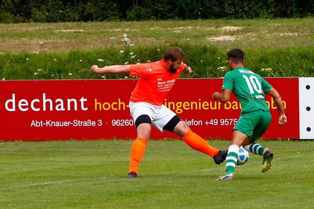 Vorbereitungsspiel TSV Obernsees - 11
