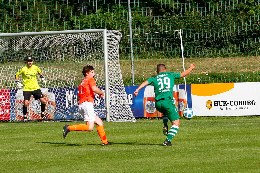 Vorbereitungsspiel TSV Obernsees - 12