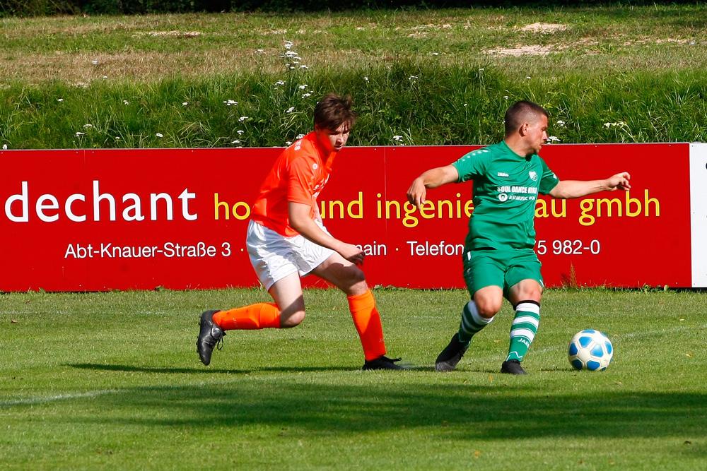 Vorbereitungsspiel TSV Obernsees - 13
