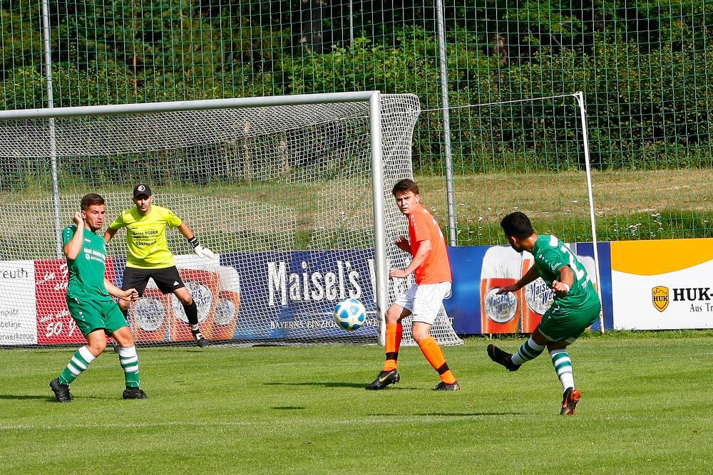 Vorbereitungsspiel TSV Obernsees - 14