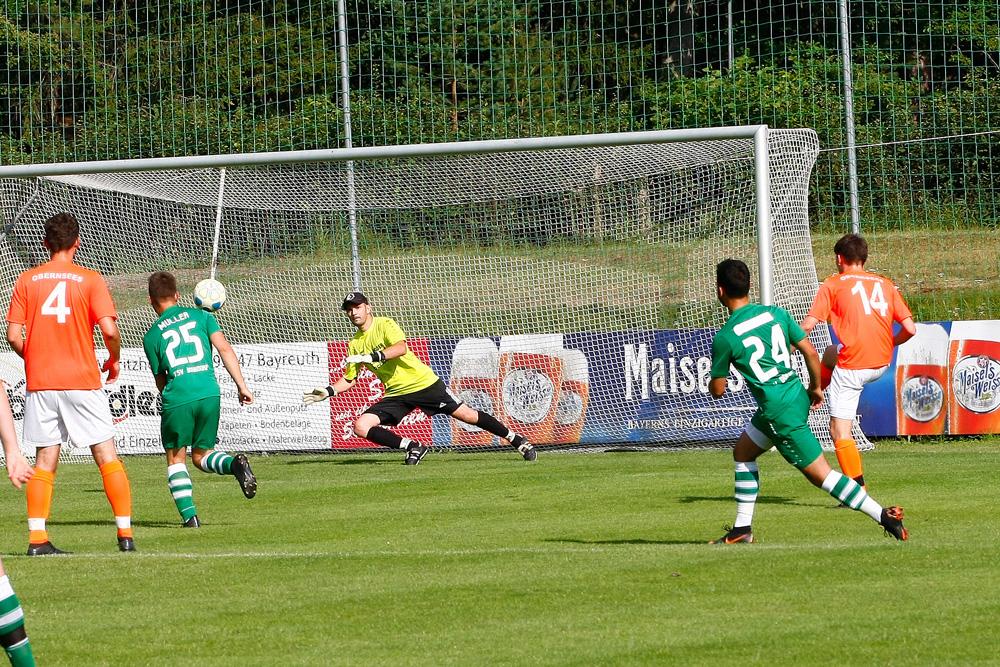 Vorbereitungsspiel TSV Obernsees - 15