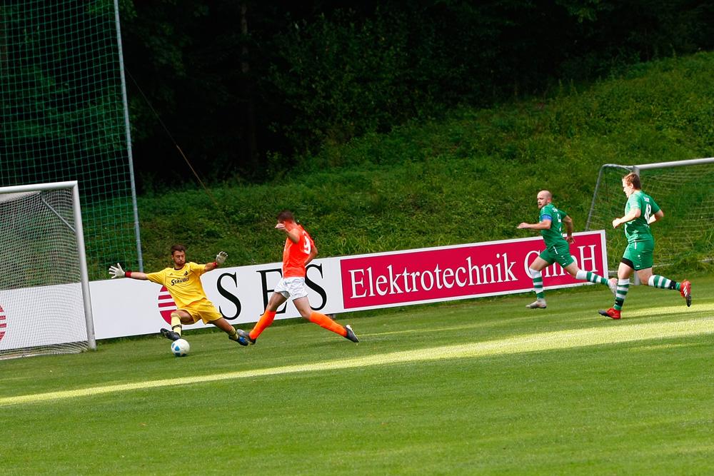 Vorbereitungsspiel TSV Obernsees - 18