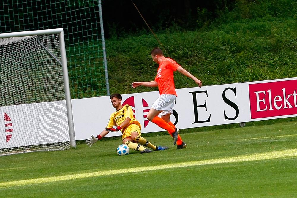 Vorbereitungsspiel TSV Obernsees - 19