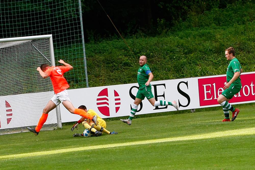 Vorbereitungsspiel TSV Obernsees - 20
