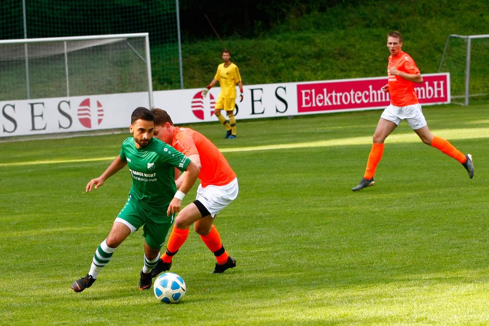 Vorbereitungsspiel TSV Obernsees - 22