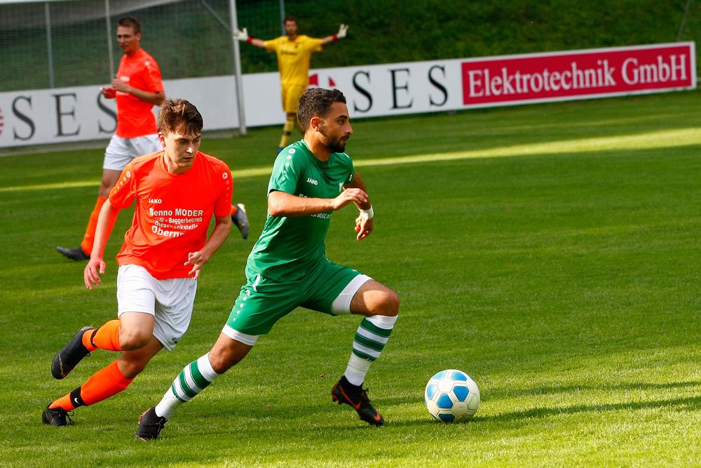 Vorbereitungsspiel TSV Obernsees - 23