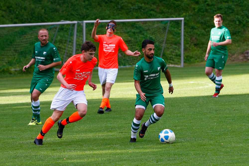 Vorbereitungsspiel TSV Obernsees - 24