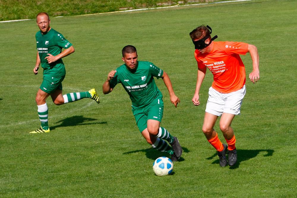 Vorbereitungsspiel TSV Obernsees - 25