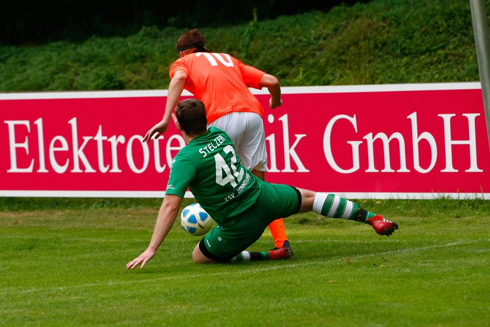 Vorbereitungsspiel TSV Obernsees - 26