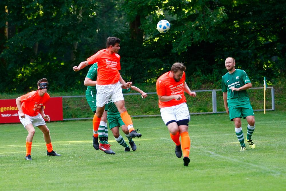 Vorbereitungsspiel TSV Obernsees - 27