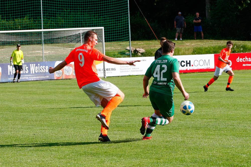 Vorbereitungsspiel TSV Obernsees - 28