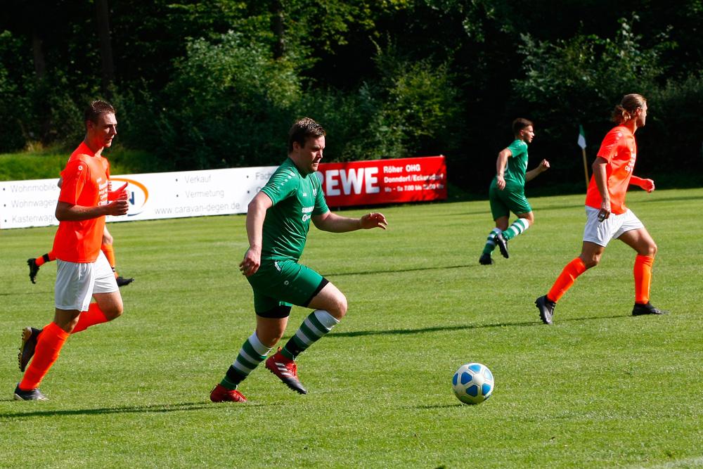 Vorbereitungsspiel TSV Obernsees - 29