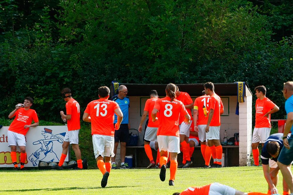Vorbereitungsspiel TSV Obernsees - 30