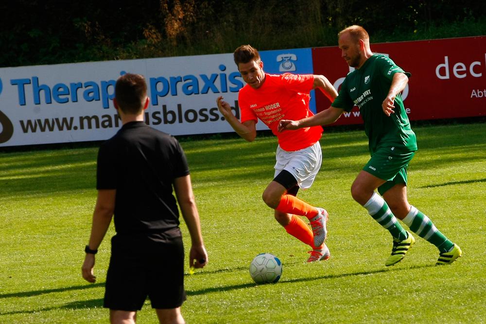 Vorbereitungsspiel TSV Obernsees - 32