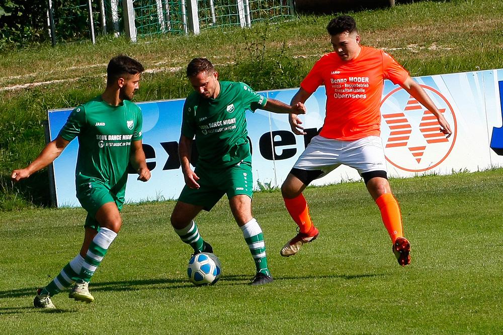 Vorbereitungsspiel TSV Obernsees - 33