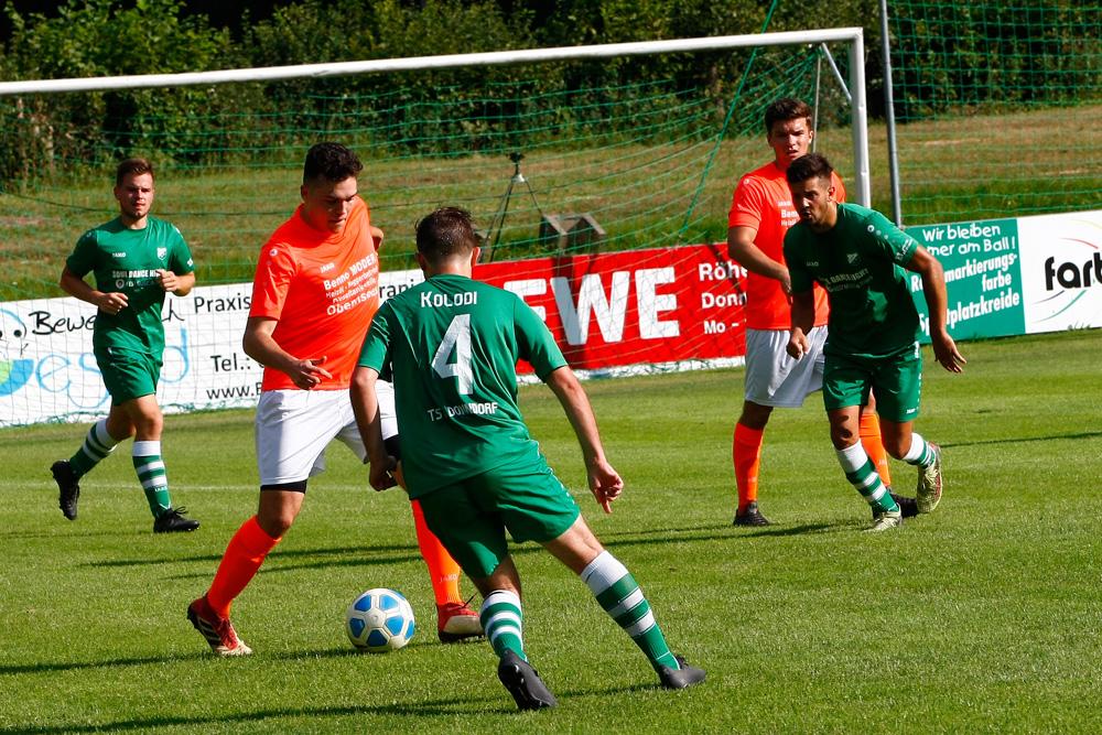 Vorbereitungsspiel TSV Obernsees - 34