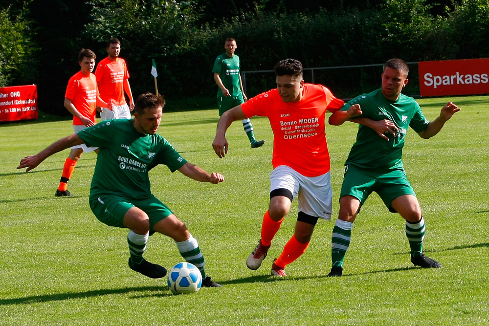 Vorbereitungsspiel TSV Obernsees - 35