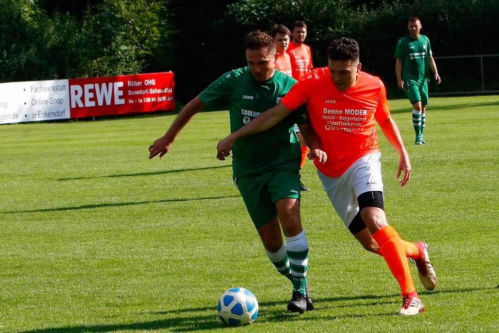 Vorbereitungsspiel TSV Obernsees - 36
