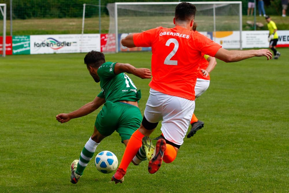 Vorbereitungsspiel TSV Obernsees - 37