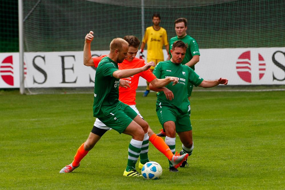 Vorbereitungsspiel TSV Obernsees - 39