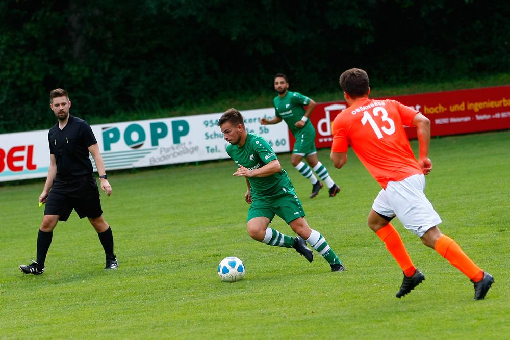 Vorbereitungsspiel TSV Obernsees - 40