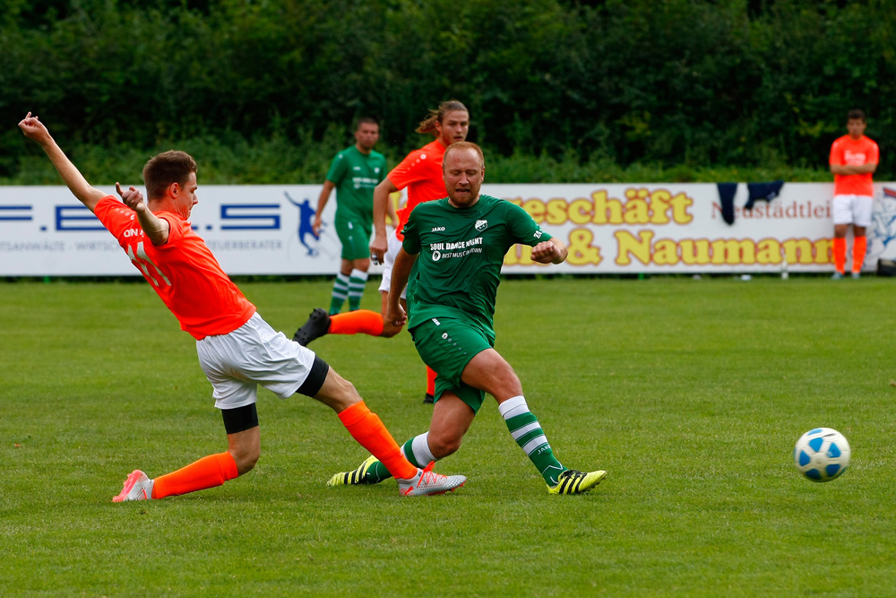 Vorbereitungsspiel TSV Obernsees - 41