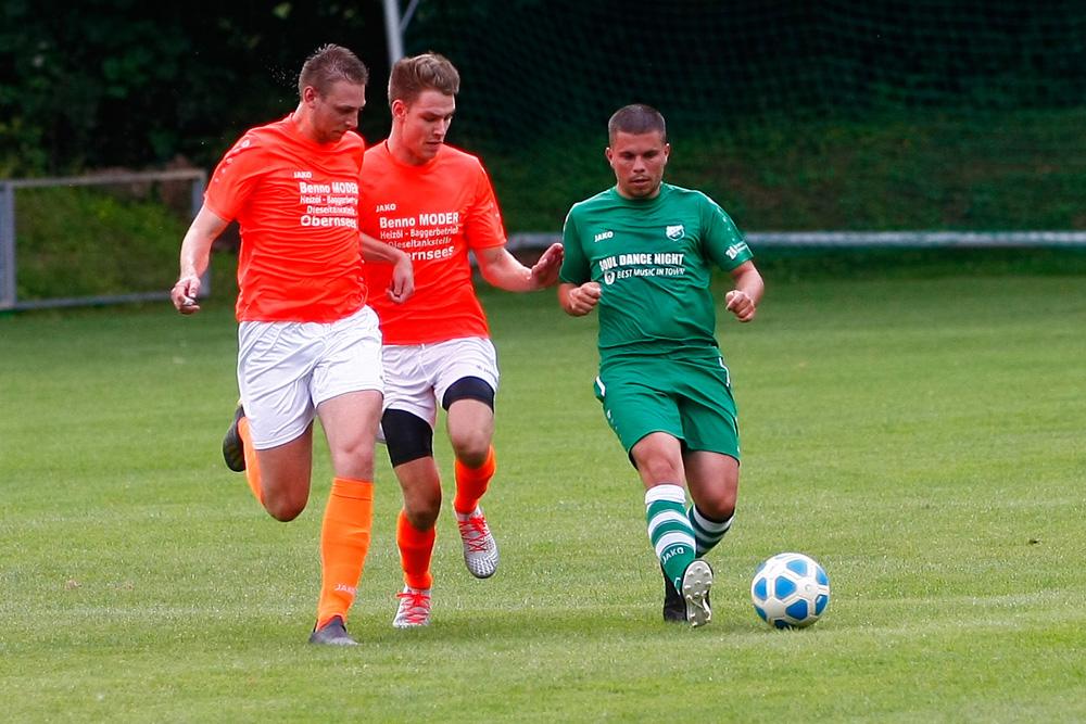 Vorbereitungsspiel TSV Obernsees - 42