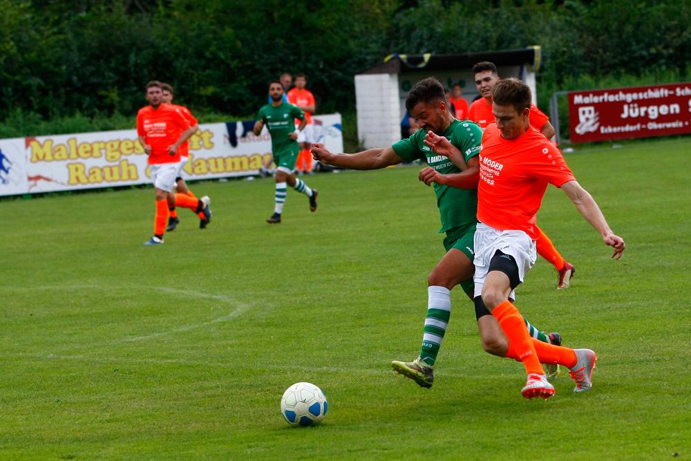 Vorbereitungsspiel TSV Obernsees - 43