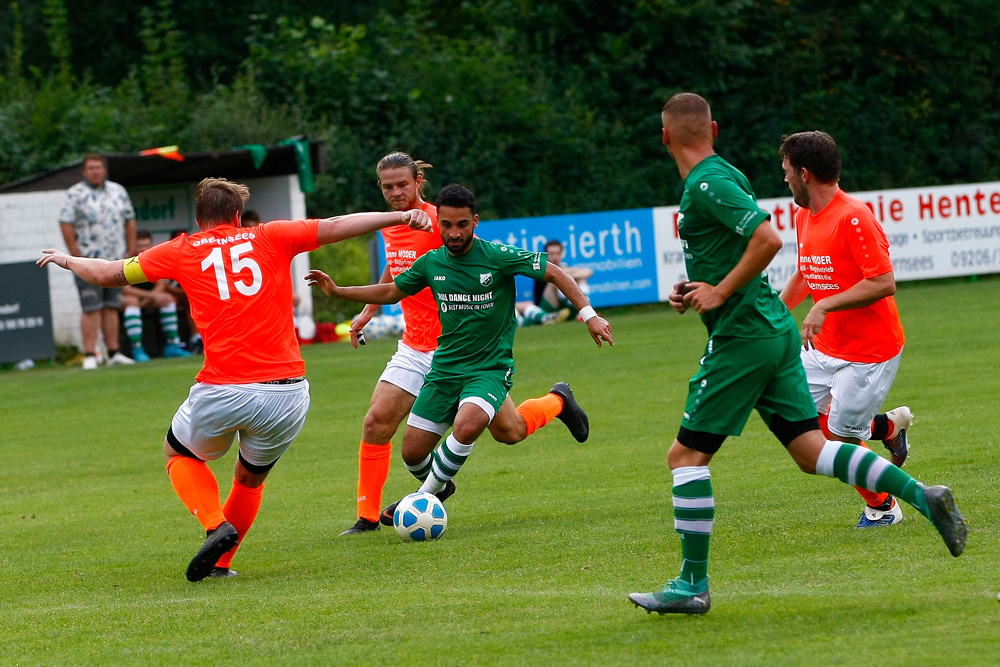 Vorbereitungsspiel TSV Obernsees - 44