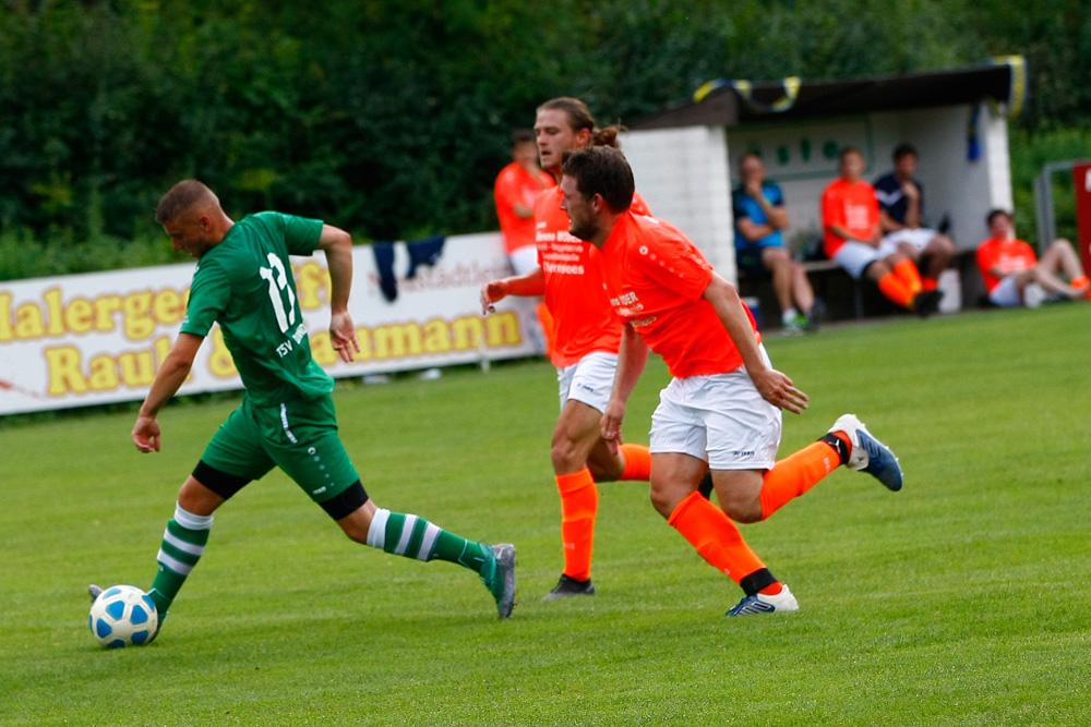 Vorbereitungsspiel TSV Obernsees - 45