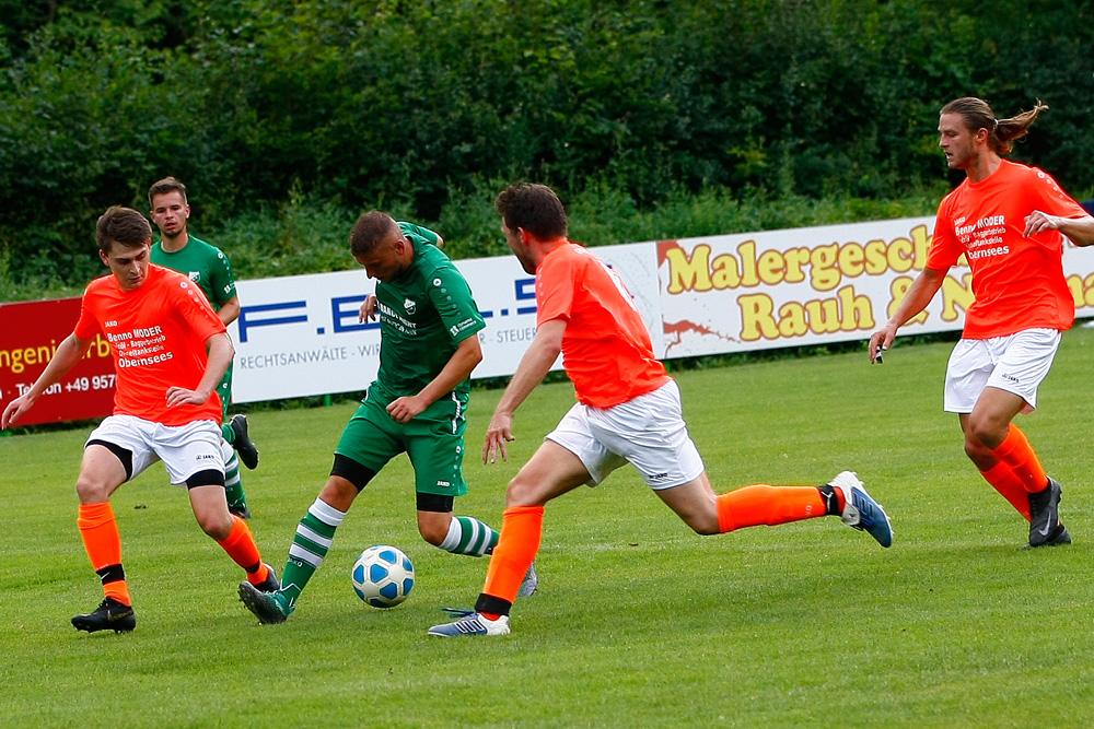 Vorbereitungsspiel TSV Obernsees - 46