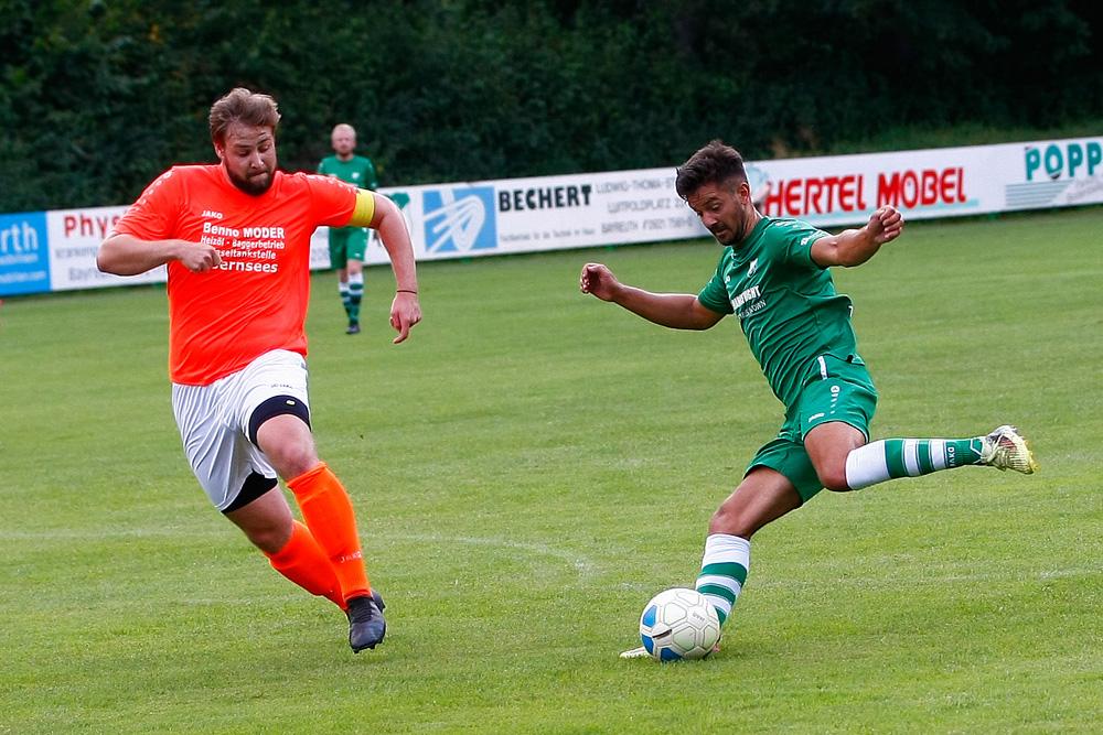 Vorbereitungsspiel TSV Obernsees - 47