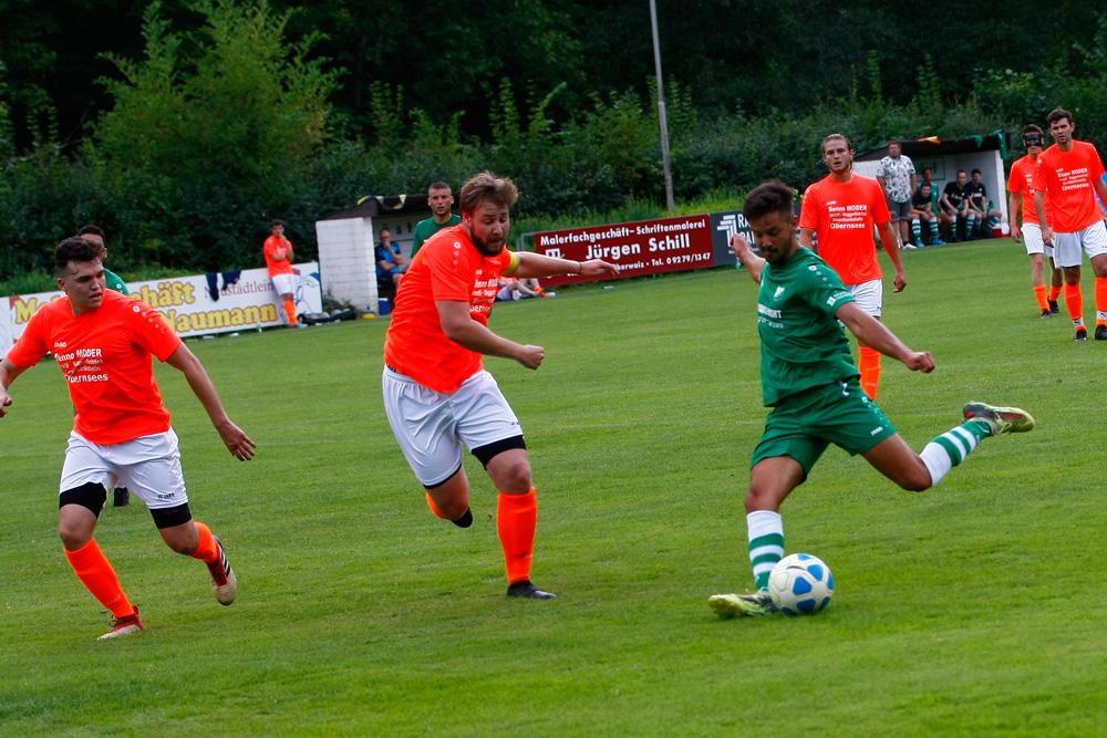 Vorbereitungsspiel TSV Obernsees - 48
