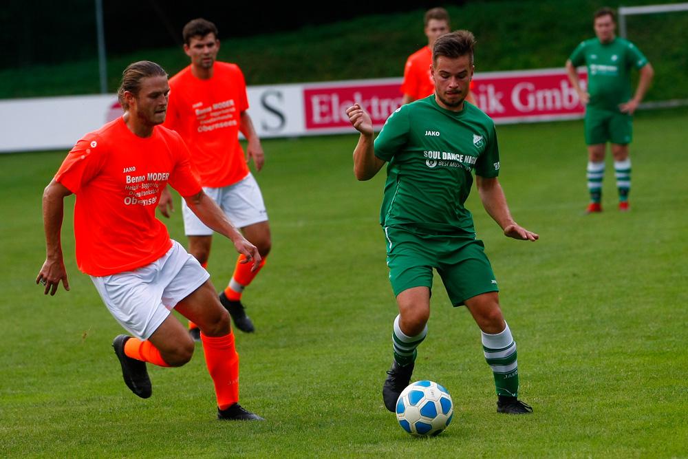 Vorbereitungsspiel TSV Obernsees - 49