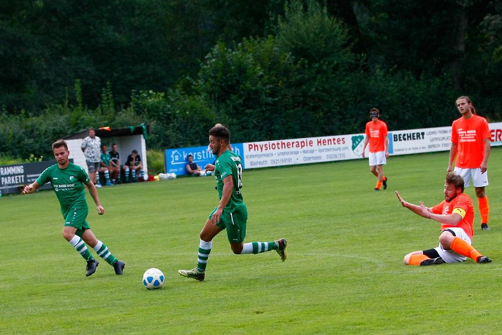 Vorbereitungsspiel TSV Obernsees - 53