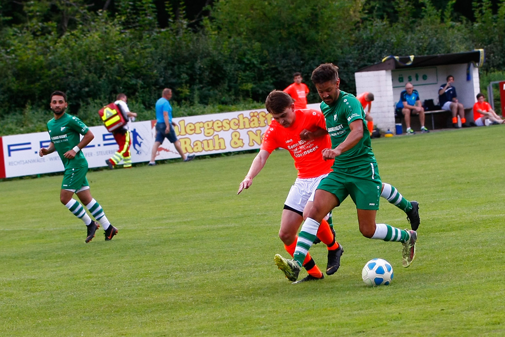 Vorbereitungsspiel TSV Obernsees - 54