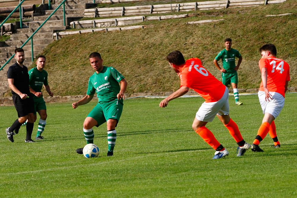 Vorbereitungsspiel TSV Obernsees - 60