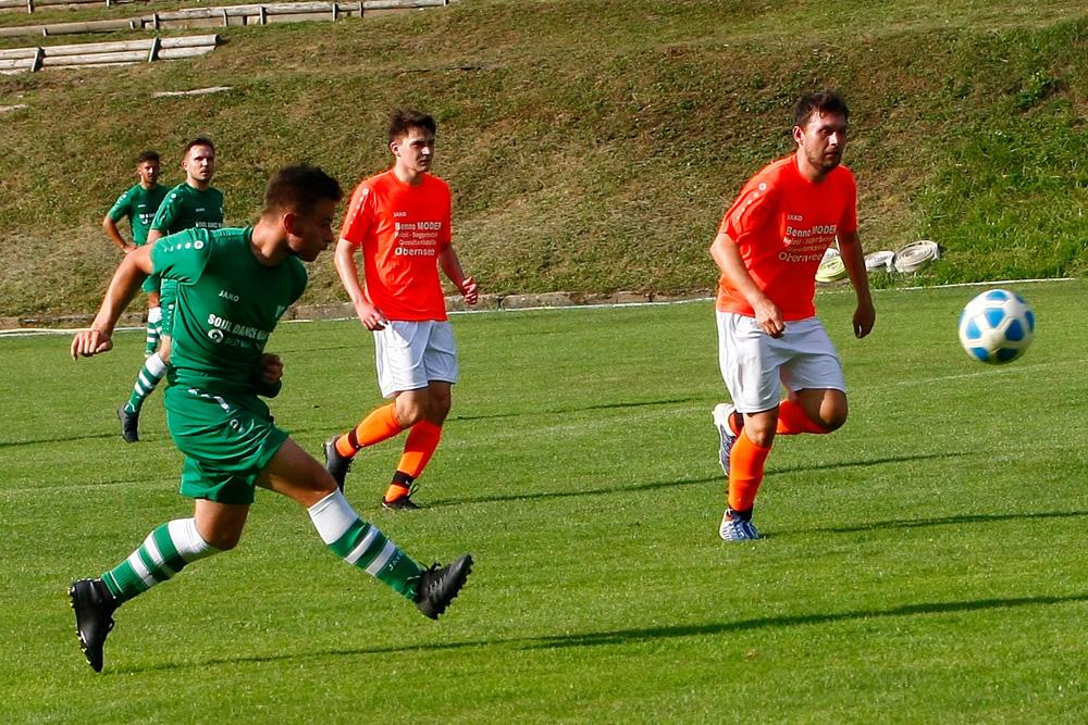 Vorbereitungsspiel TSV Obernsees - 61