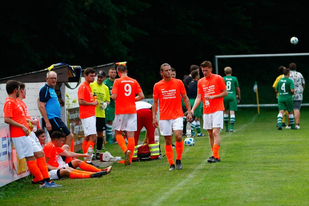 Vorbereitungsspiel TSV Obernsees - 63