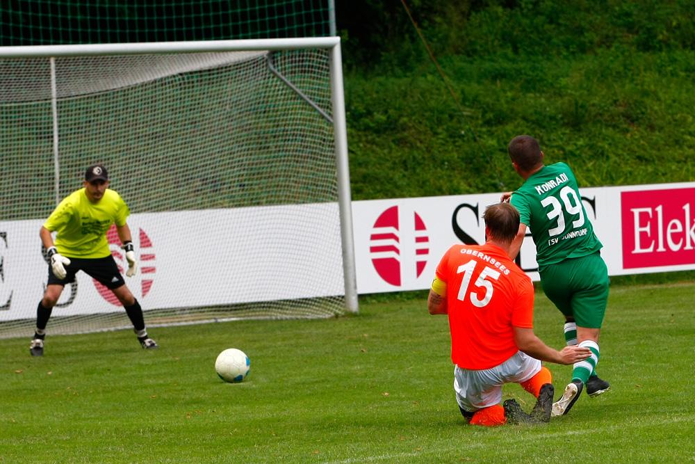 Vorbereitungsspiel TSV Obernsees - 66