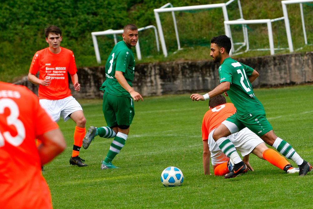 Vorbereitungsspiel TSV Obernsees - 69